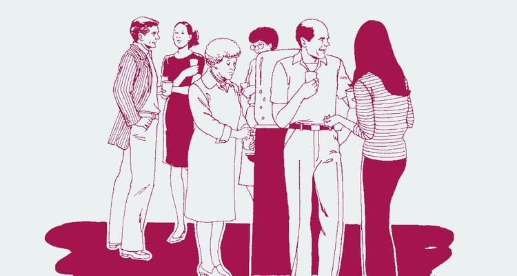 The Awkward but Essential Art of Office Chitchat